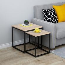 Coffee-Table Dining-Sidetable Modern for Lobby Restaurant Hotel-Corner Minimalist Apartment