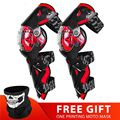 Motorcycle Knee Pads Men Protective Gear Rodiller Equipment Motocross Moto Knee Gurad MX DH Motorbike Keep Wram Knee Protector