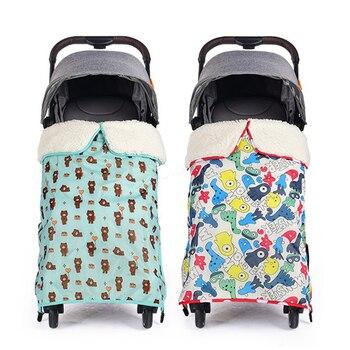 High Quality Newborn Baby Winter Warm Sleeping Bags Infant Lamb Velvet Crystal Velvet Swaddle Wrap Soft Stroller Toddler Blanket keying baby sleeping bags velvet with cap 2017 autumn
