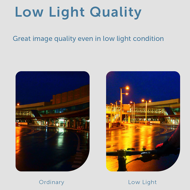 Drift Ghost XL Action Kamera 1080P Wasserdicht 3
