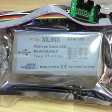FREE SHIPPING  Xilinx Platform Cable USB FPGA/CPLD Download Cable