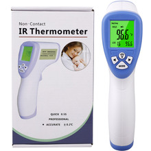 Digital LCD Temperature Indoor Room Meter Thermometer Hygrometer Sensor Humidity Thermometer Infrared Digital Termometro
