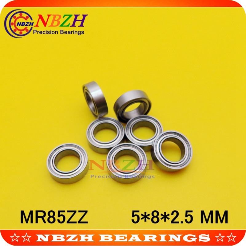 675-2Z 675ZZ MR85 MR85ZZ MR85-2RS SMR85ZZ SMR85-2RS ZZ RS RZ 2RZ L-850 шариковые подшипники с глубоким желобом 5x8x2,5 мм Высокое качество