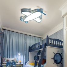 Airplane Ceiling Light Kids Bedroom Light Ceiling Led Lighting Baby Girls Boys Child Kids Ceiling Light Lamp For Children Room