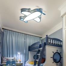Airplane Ceiling Light Kids Bedroom Light Ceiling Led Lighting Baby Girls Boys Child Kids Ceiling Light Lamp For Children Room