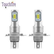 2 uds., Chip H4 H7 H8 H11 9005 HB3 9006 HB4 H1 H3 3570, Bombilla externa Led Canbus para coche automóvil, reemplazo de luz blanca 6000K