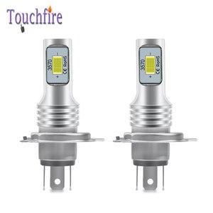 Image 1 - 2Pcs H4 H7 H8 H11 9005 HB3 9006 HB4 H1 H3 3570 שבב Canbus חיצוני Led הנורה רכב אוטומטי להחליף אור לבן 6000K