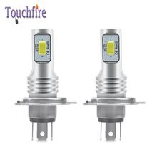 2Pcs H4 H7 H8 H11 9005 HB3 9006 HB4 H1 H3 3570 Chip Canbus Externe Led lampe Auto Auto ersetzen Licht Weiß 6000K