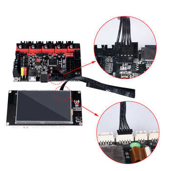 BIGTREETECH SKR V1.3 32 Bit Motherboad With TFT35 V2.0 Touch Screen Smoothieboard Controller Board For Ender 3/5 3d printer