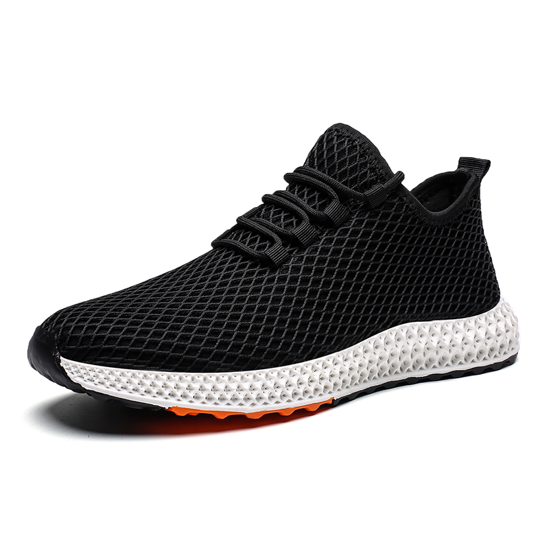 LOOZYKIT Flats Sneaker Outdoor-Shoes Mesh Fabric Winter Man Fall Breathable Running
