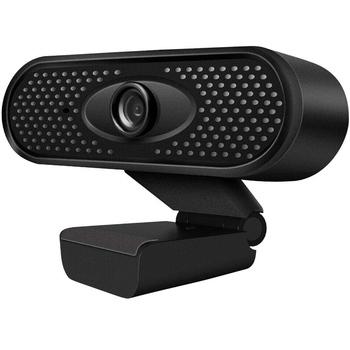 Pełna kamera internetowa HD z mikrofonem kamera internetowa 1080p do nagrywania rozmów wideo komputery stacjonarne USB na komputery stacjonarne tanie i dobre opinie Cartinoe 1920x1080 s60p2AA 2 mega CMOS