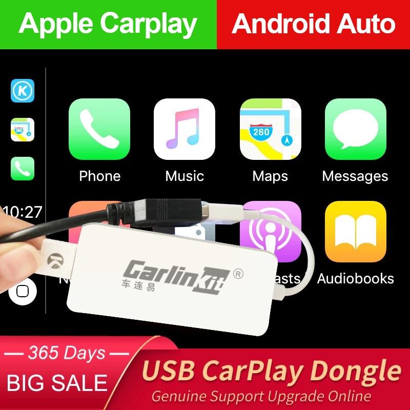 Carlinkit проводной ключ Apple CarPlay для Android, автомобильные услуги для Android, автопродажи, AirPlay, автокомплект, карта, музыка, USB, умная ссылка
