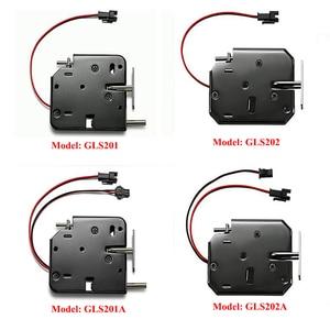 Image 5 - Oem電磁ロックdc 12V1.5Aスーパーマーケットインテリジェントロッカー電子ロックアクセス制御電気錠メールボックスロック