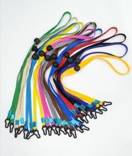 Регулируемый лицо маска ремешок удобный удобный держатель веревка защита от потери защита от падения маска подвешивание шея веревка недоуздок веревки