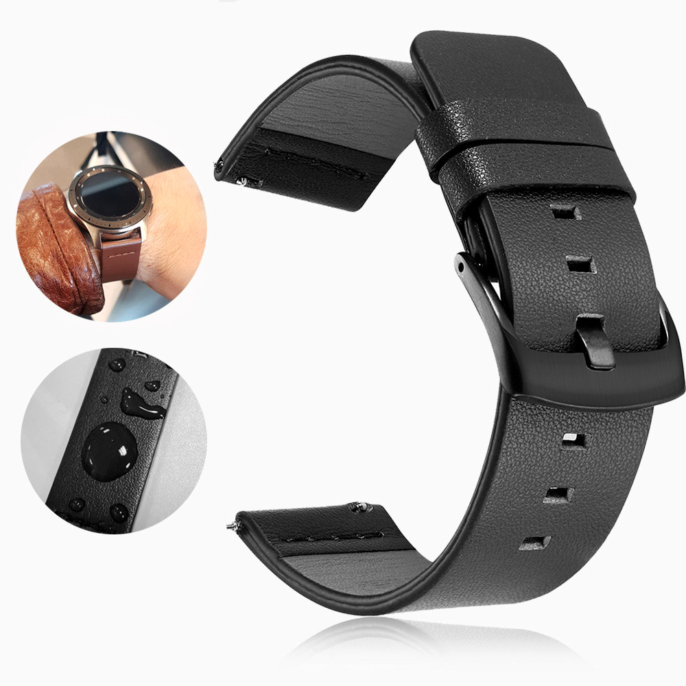 High Quality 22mm Watch Strap Genuine 22mm Watch Band 20-24mm Watch Accessories 20mm Leather Watch Strap Watchbands