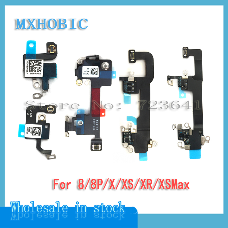 Flex-Cable Wifi-Antenna Work-Connector Signal iPhone 8 Replacement-Parts for 8G Plus-X-Xs