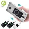 Микро Беспроводное зарядное устройство Type C, приемник для Huawei P20, Xiaomi Redmi Note 7, беспроводной зарядный адаптер Qi для Samsung iPhone 6, 7