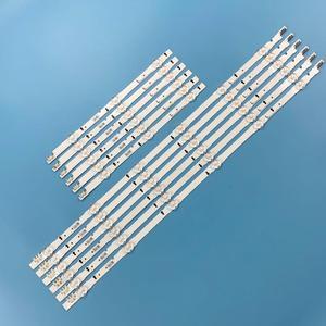Image 1 - (New Kit)12pcs LED strip for UN485500AF UE48H6200AK TV SAMSUNG_2014SVS48F_3228_R03 L06 BN96 38892A 38891A LM41 00099E 00099D
