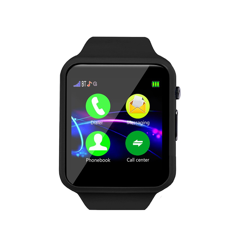 Kids Smart <font><b>Watch</b></font> Children Tracker Smartwatch with Camera Anti Lost for IOS Android <font><b>BT</b></font> Cell Phone Touch Screen Pedometer image