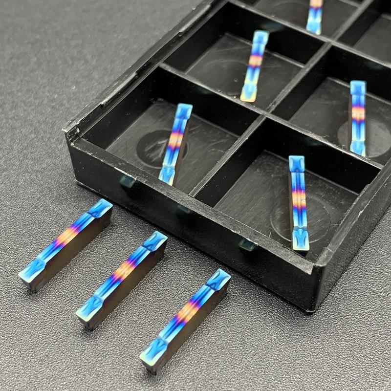 Mgmn200 alta qualidade nano azul cimentado carboneto