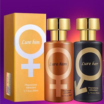 Original Male Pheromone Perfume Aphrodisiac Attractant Flirt Perfume for Men Sexual Products Exciter for Women Intim Lubricant image