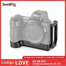 SmallRig – support en L pour caméra Z6 et Nikon Z7, avec plaque à dégagement rapide de Type Arca pour vertical ou horizontal 2258