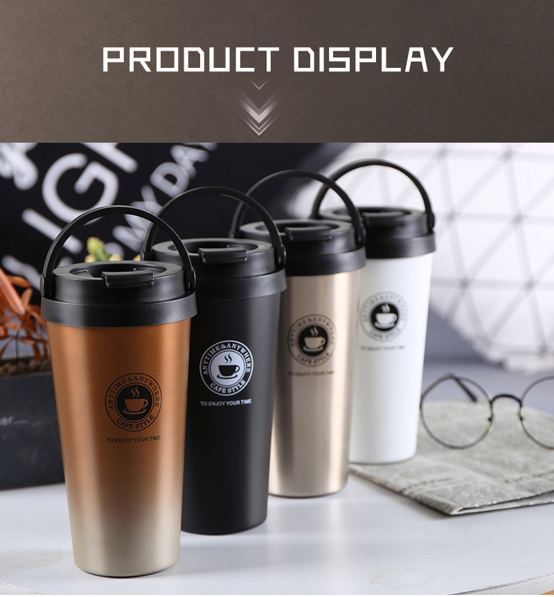 H3830a1083a9a432380d91eff353796939 Hot Quality Double Wall Stainless Steel Vacuum Flasks 350ml 500ml Car Thermo Cup Coffee Tea Travel Mug Thermol Bottle Thermocup