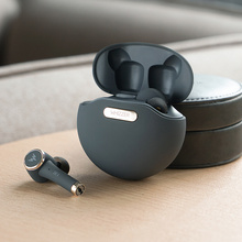 Whizzer auricular TP1 TWS, inalámbrico por Bluetooth V5.0, auriculares internos IPX5 impermeables estéreo 3D con Control táctil