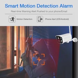 Image 3 - Gadinan HD 4MP 1080P Wireless SD Karte Slot Audio IP Kamera Wifi Sicherheit Kamera Nachtsicht Metall Wasserdichte Outdoor kamera