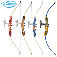 1set Archery Shooting Kids Bow With Safe And Harmless Sucker Arrows and Targets For Children Youth Game Practice