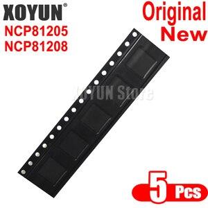 Image 1 - 5 قطعة 100% جديد NCP81205 NCP81208 QFN