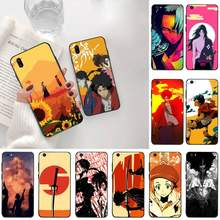 CUTEWANAN Anime Samurai Champloo Soft Silicone Black Phone Case For Vivo Y91c Y17 Y51 Y67 Y55 Y93 Y81S Y19 V17 vivos5(China)
