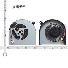 Ventilador de refrigeración GPU para portátil Acer Aspire V Nitro, VN7, 591, VN7, 591G, VN7-591, VN7-591G, 00H860, AB07505HX070B00