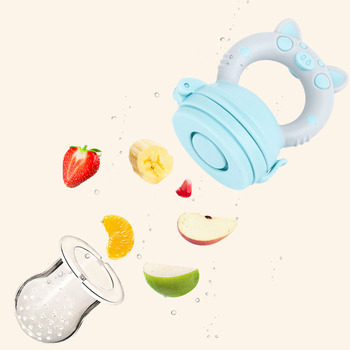Fruit pacifier for babies 5