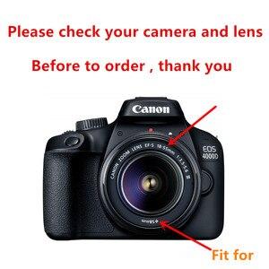 Image 2 - Bolso Cámara neopreno para Canon EOS 1300D 800D 850D 200D 250D 1500D 2000D 4000D 3000D T8i T6 T7i SL2 SL3 T7 T100 18 55mm lente