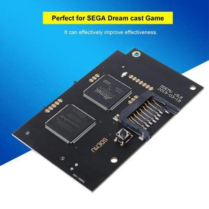 Image 4 - Gdemu sega dc dreamcast 게임기 용 무료 디스크 교체 광학 드라이브 시뮬레이션 보드 내장