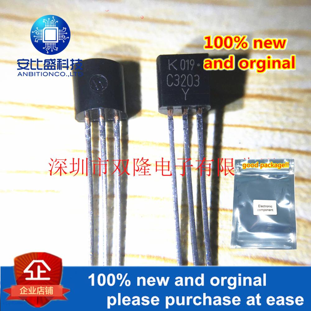 10pcs 100% New And Orginal KTC3203-Y C3203 TO920.8A 30V In Stock