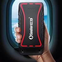 2000A 22000mAh Auto Starthilfe Power pack Tragbare Auto Batterie Booster Ladegerät 12V Ausgangs Gerät Diesel Auto Starter