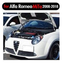 Для alfa romeo mito 2008 2018 передняя крышка капота Модифицированная