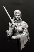 1/10 BUST Resin Figure Model Kit Unassambled  Unpainted //BUST488