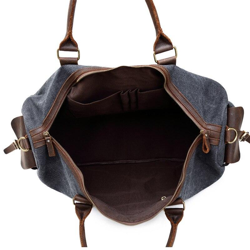 livre casual duffle sacos de viagem holdall para homens de alta qualidade