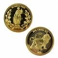 Джон фитиль Continental Hotel монета Косплэй Keanu отель металлическая монета из сплава вентилятор Коллекция Подарочный костюм реквизит
