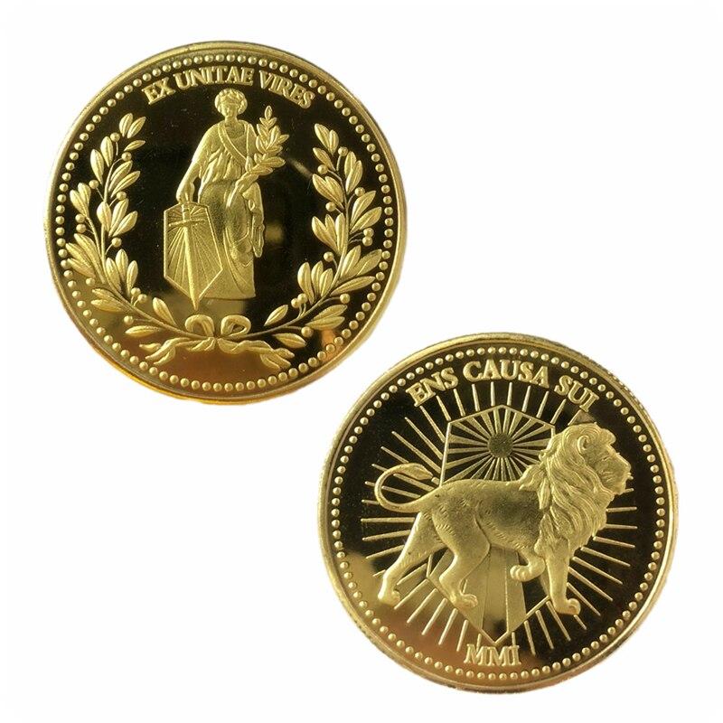 Pièce de monnaie dhôtel de John Wick Continental, Cosplay Keanu reves, en alliage métallique, Collection de pièces pour fans, accessoires cadeaux pour costumes