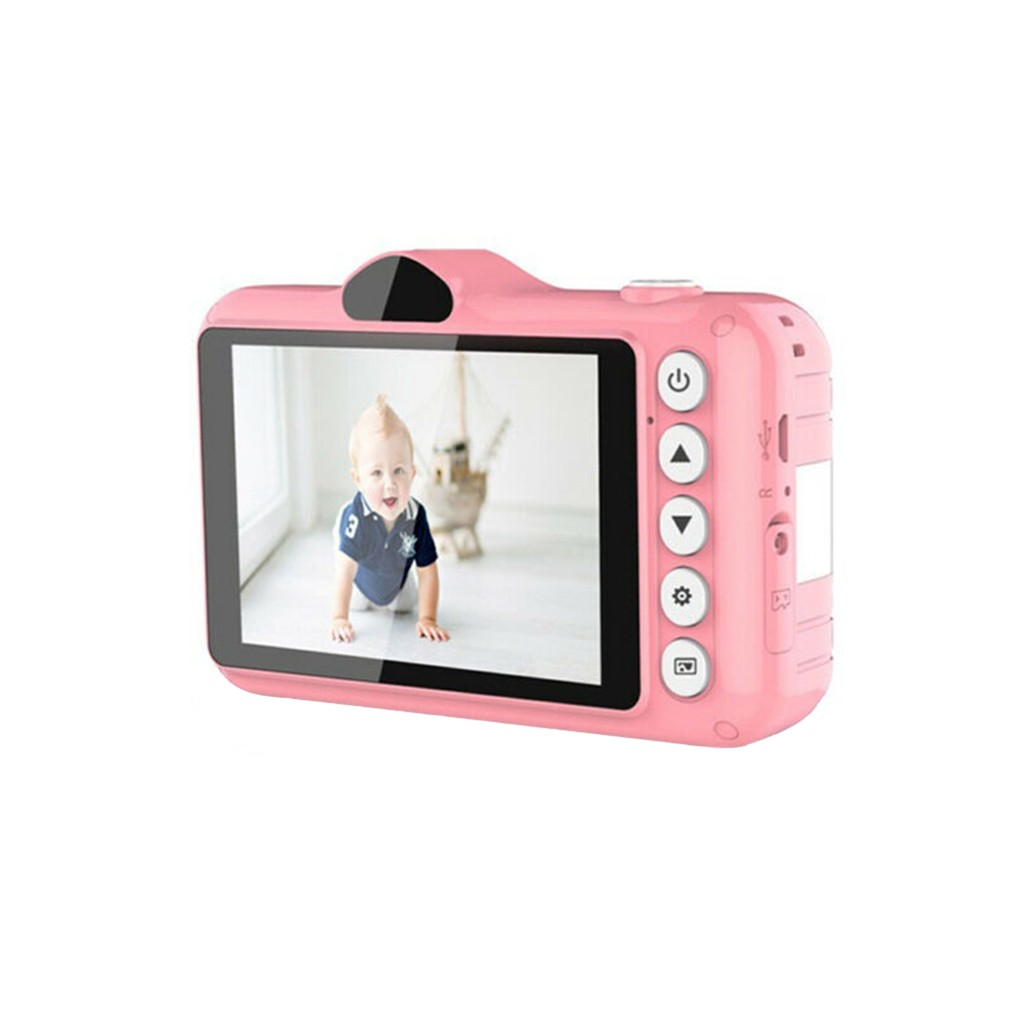 Camera Kids Lcd-Screen Photography Outdoor Children's Cute for 3-10-Year-Old