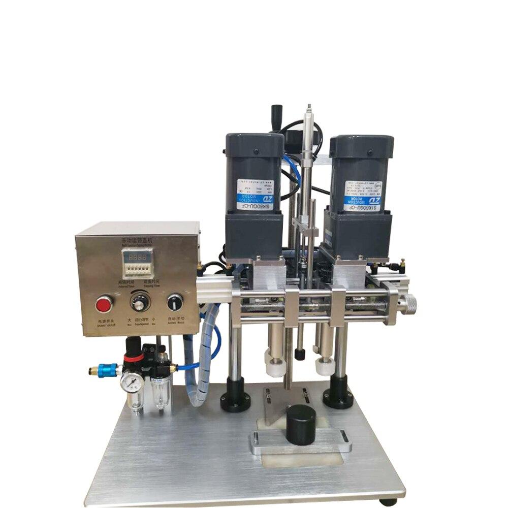 Plastic Capping Machine Pet Bottle Capping Machine Semi-Automatic