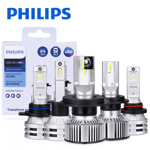 Image 1 - H7 LED Philips H4 H1 H8 H11 H16 HB3 HB4 HIR2 9005 9006 9012 Philips Ultinon Essential G2 LED 6500K Car Headlight Auto Fog Lamp