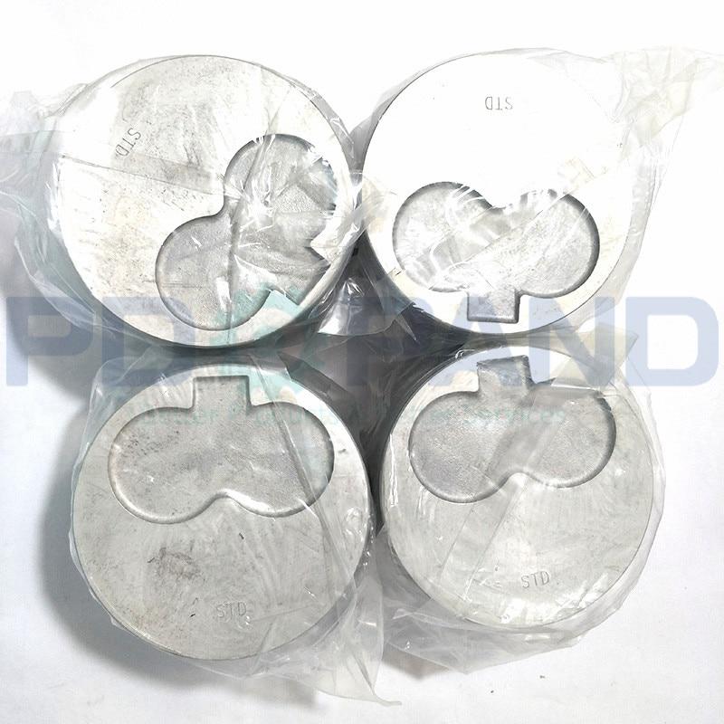 STD 1KZ 1KZT 1KZTE 1KZ-TE 1KZ-T Piston Set 13101-67030 For Toyota LAND CRUISER 4RUNNER HILUX 3.0D