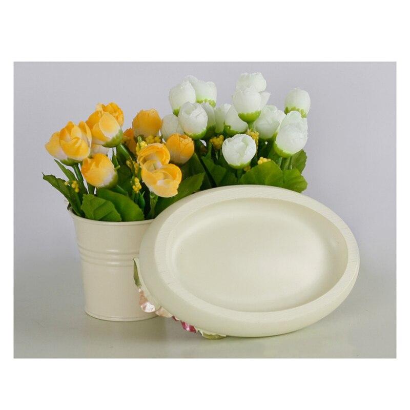 Style campagnard résine 5 pièces ensemble d'accessoires de salle de bain distributeur de savon/porte-brosse à dents/gobelet/porte-savon (vert) - 4