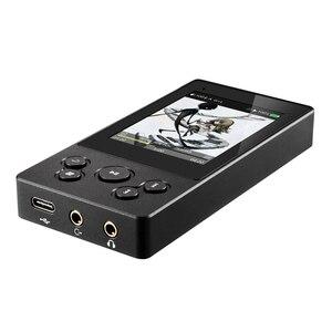 Image 2 - XDuoo X3II X3 II USB DAC odtwarzacz Mp3 Bluetooth 4.0 AK4490 przenośny odtwarzacz muzyczny HIFI DSD128 bezstratny/WAV/ FLAC Port USB