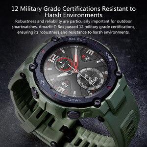 Image 3 - Amazfit T rex T rex Smartwatch 5ATM 14 Sport Modi Smart Uhr GPS 20 Tage Batterie Bluetooth 5,0